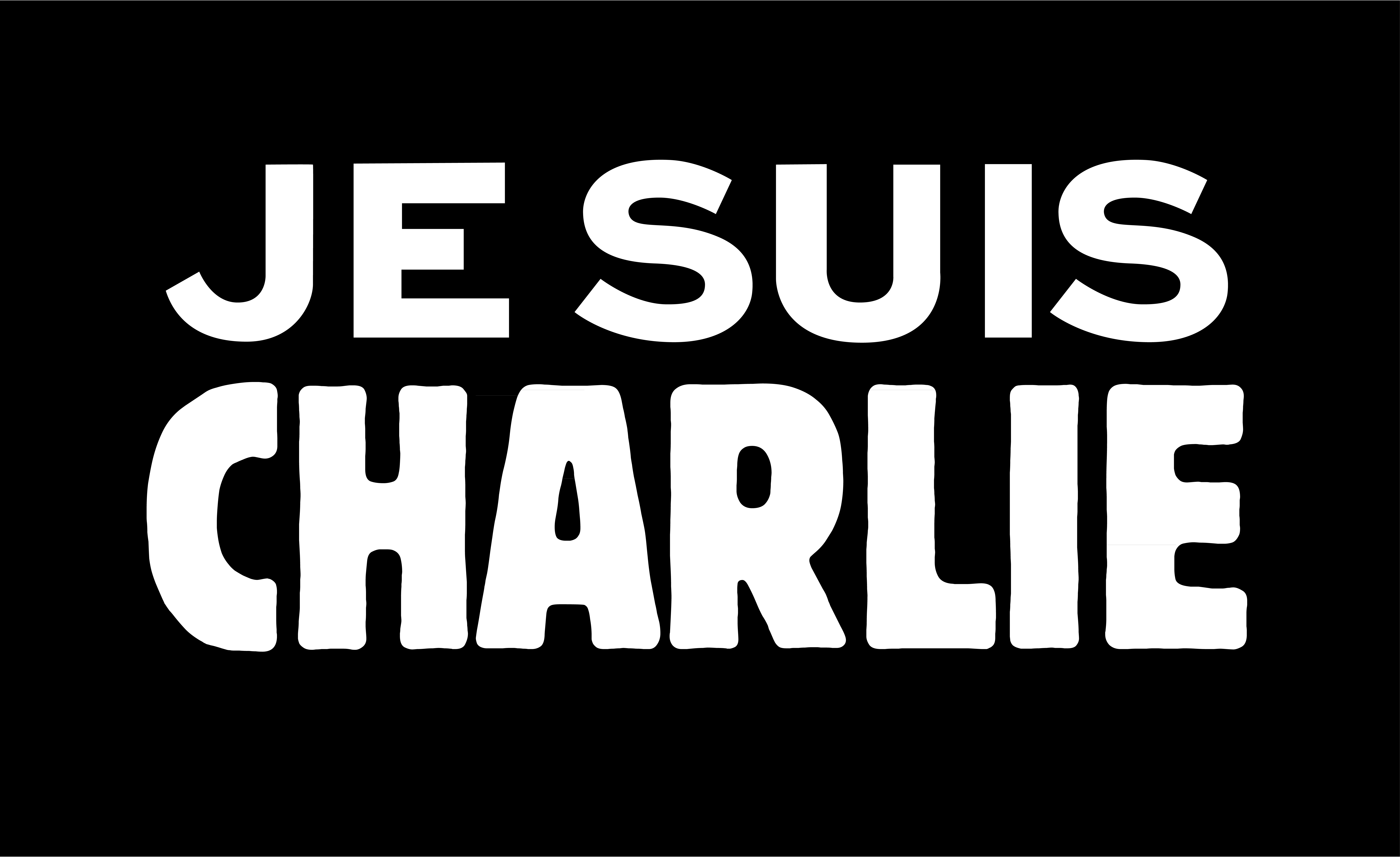 Wir Sind Charlie!