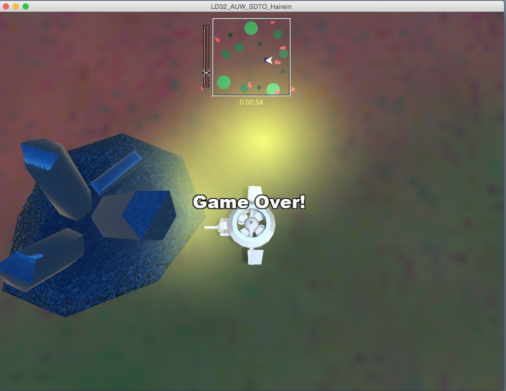 Screenshot #4 - Game Over